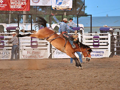 Wade Sundell on bronc for web