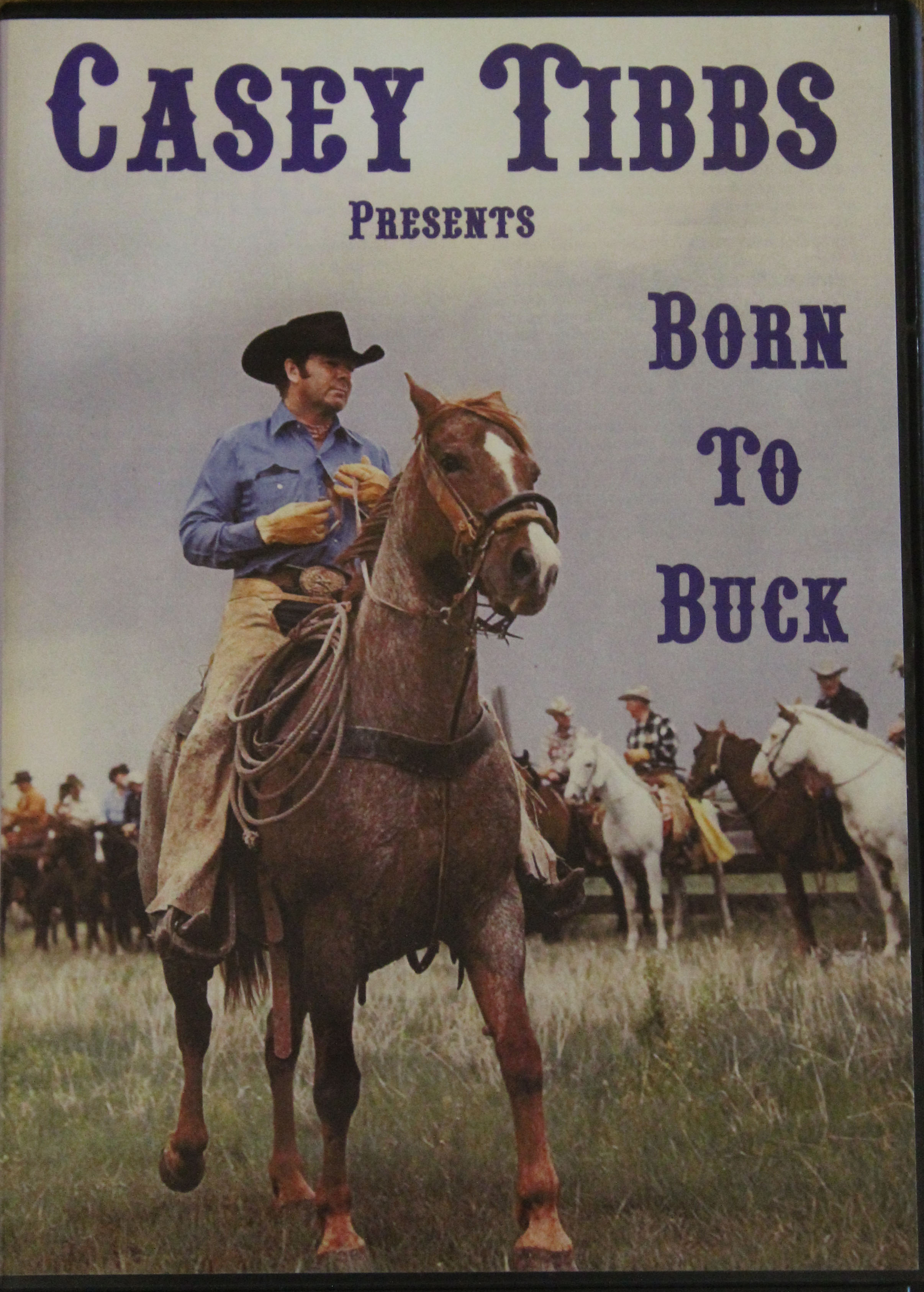 born to buck movie