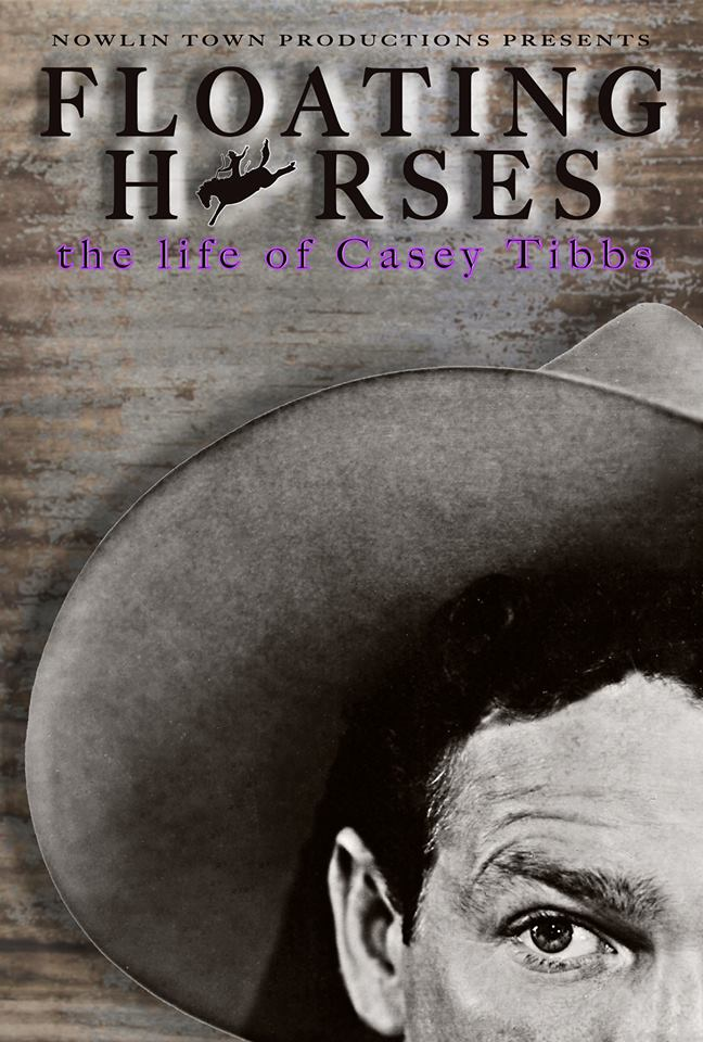 floating horses cover for documentary